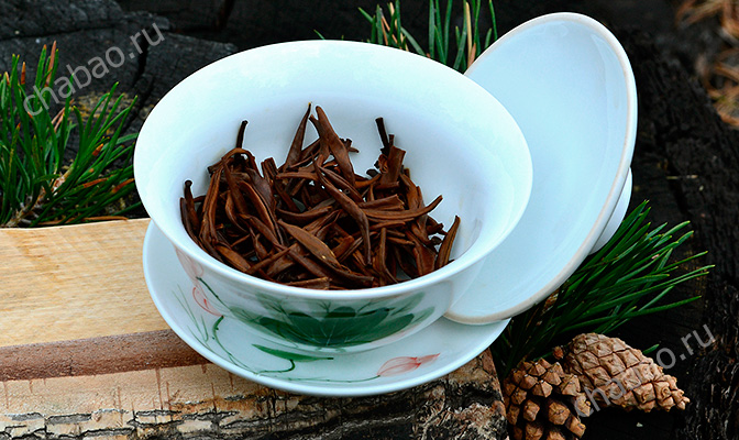 Листья чая Сосновые иглы