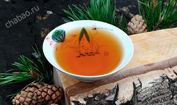 Чай Сосновые иглы