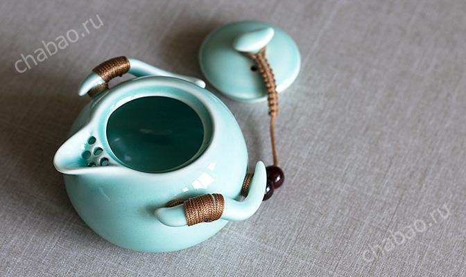 Чайник из набора