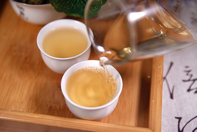 Чай Шен Пуэр Павлин