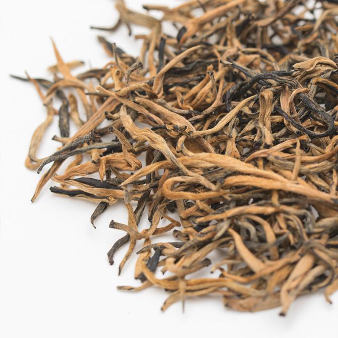 Чай Галантный Дянь Хун