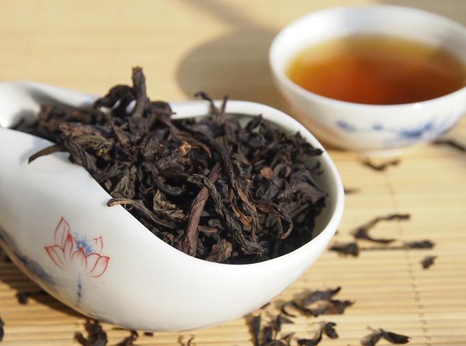 Сухой лист Дахунпао