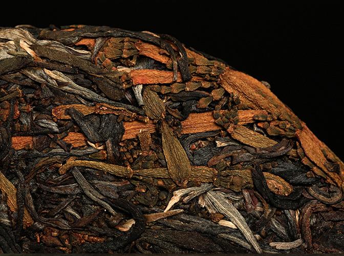 Сухой лист Шен Пуэра Крабовые лапки