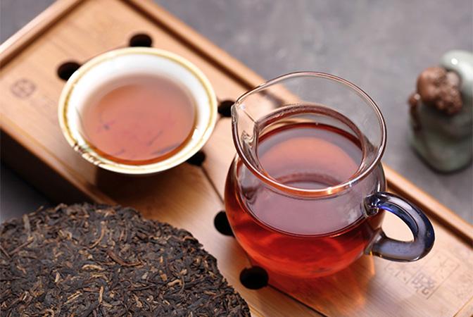 Чай Шу Пуэр 8592