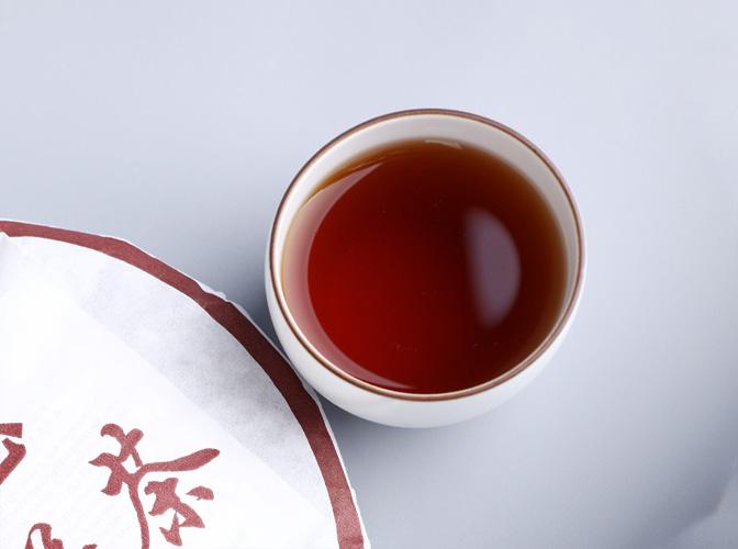 Чай Шу Пуэр Чистый аромат