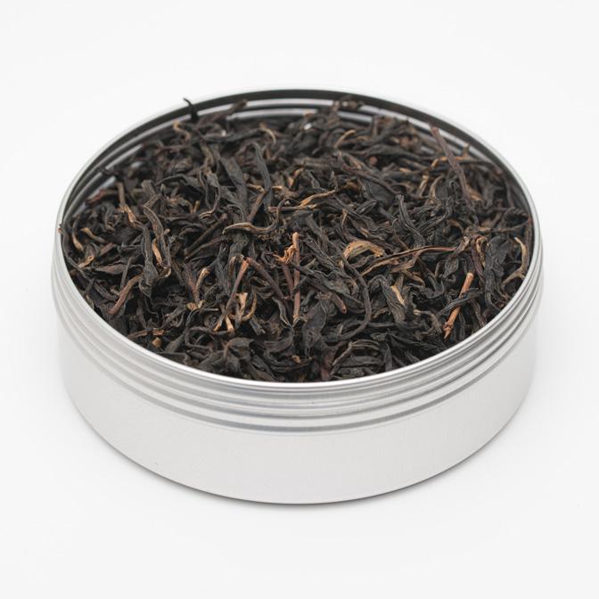 Бархатный Шай Хун (красный чай)