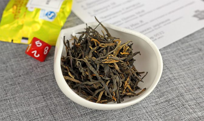 Дегустация китайского чая